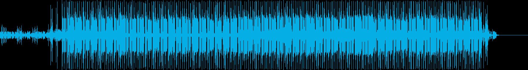 ワールド 民族 レゲエ スカし ア...の再生済みの波形