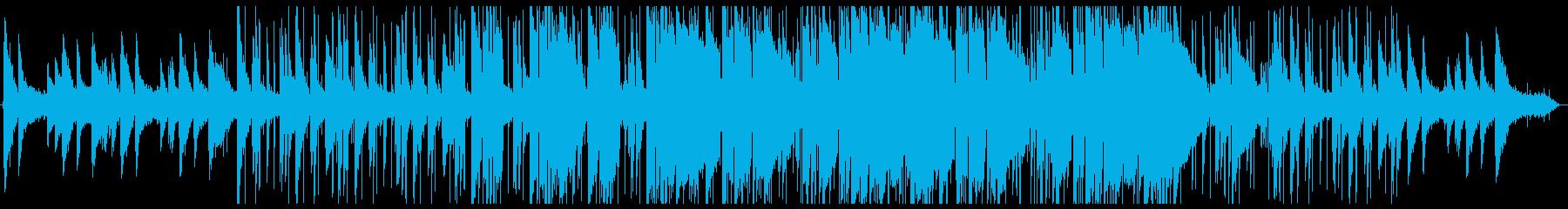 ナーバスなLo-fi Hiphop の再生済みの波形