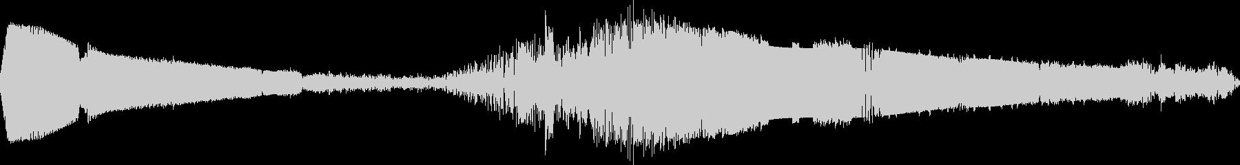 VCS 3 0502 ZGの未再生の波形