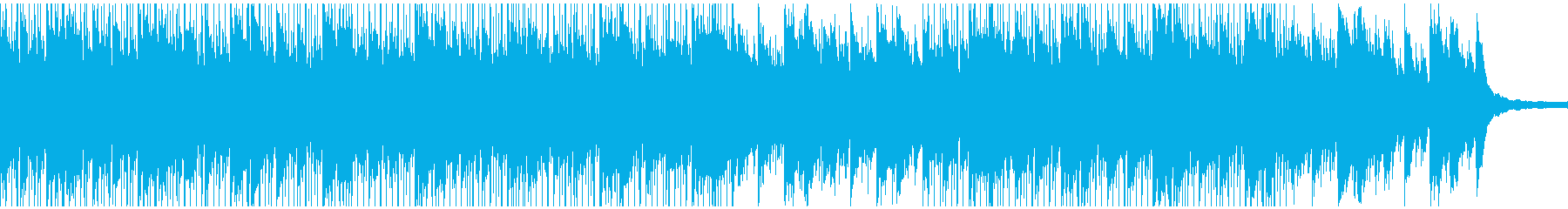 アンビエント コーポレート 透明感...の再生済みの波形