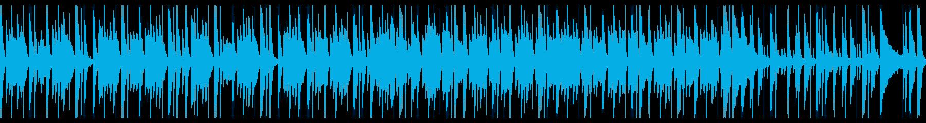 (loop)バトル系ビッグビートの再生済みの波形