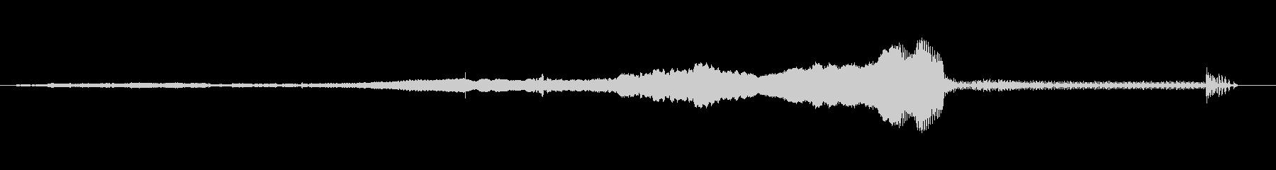 Integraロングアプローチ、中...の未再生の波形
