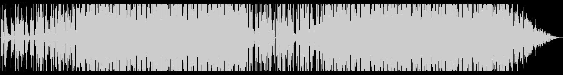 騒がしいエレクトロスイング_No380の未再生の波形