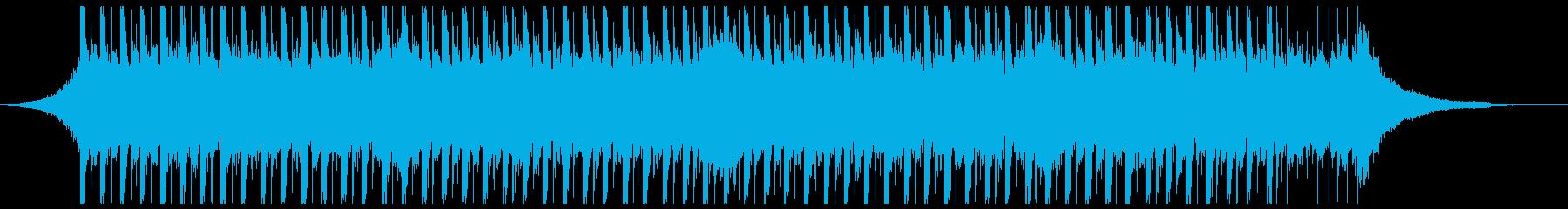 株式会社シリアス(ショート)の再生済みの波形