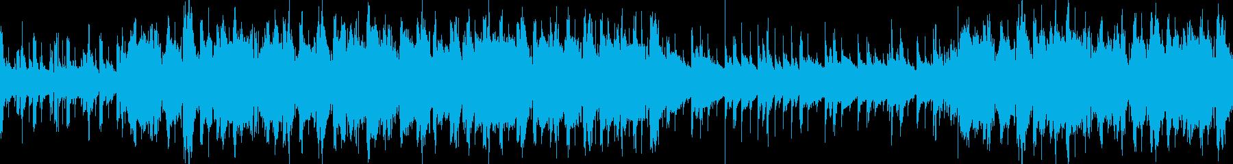 和風VP系7(尺八&琴)透明感、優しいCの再生済みの波形