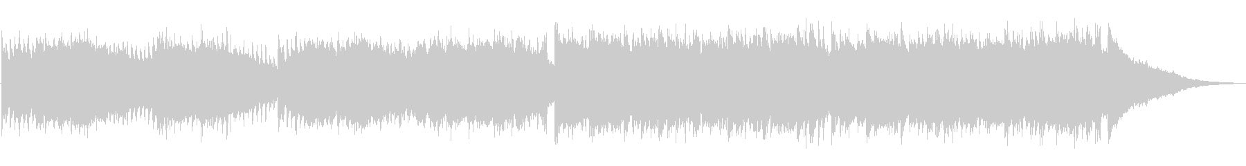 CM / Painful and gentle acoustic pops's unreproduced waveform