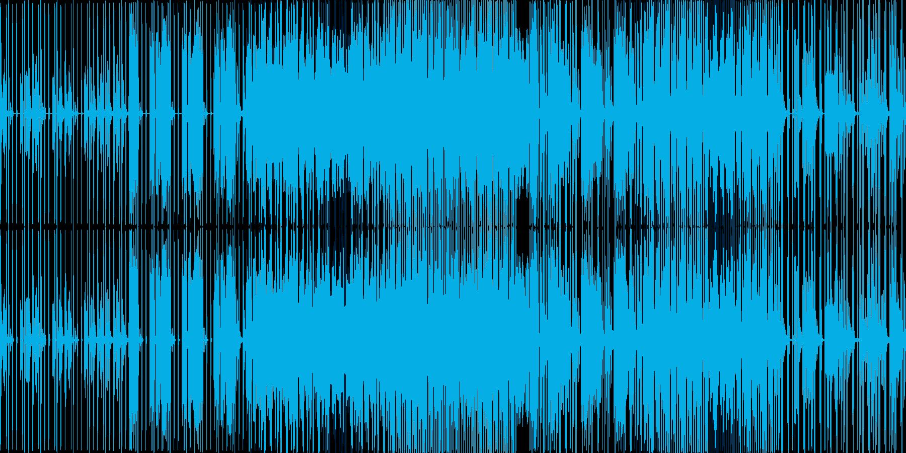 歌ネタですの再生済みの波形