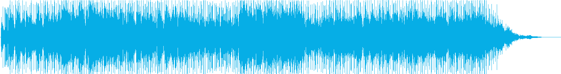 ゴーストダンスの再生済みの波形