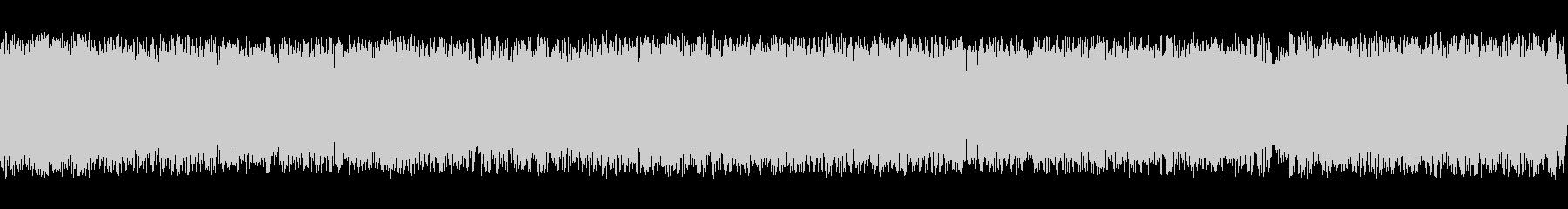 ホットタブ吸引ホースの未再生の波形