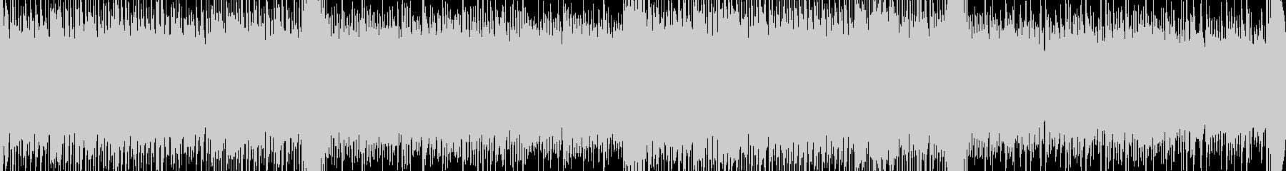 【ループ】琴と尺八の元気な和風ロック2の未再生の波形