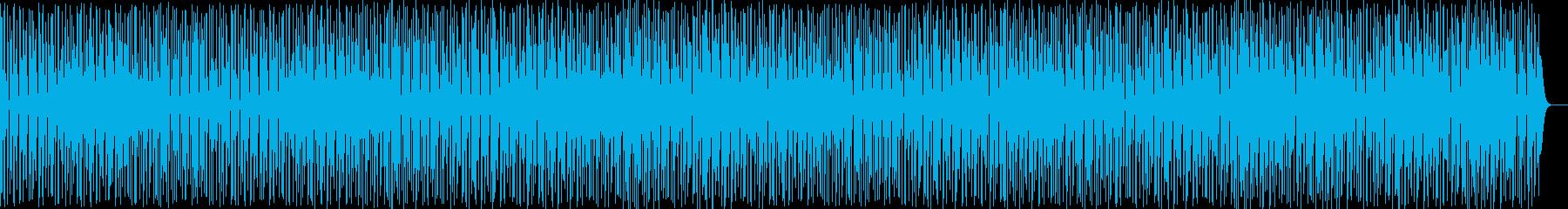 シンキングタイムやゲームの選択画面などにの再生済みの波形