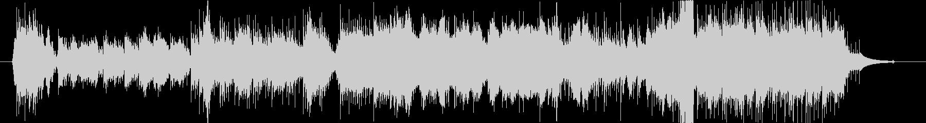 Theme(「幸色のワンルーム」背景音楽)の未再生の波形