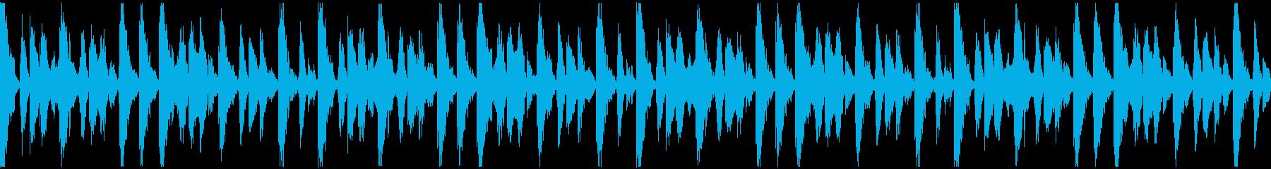 ループ[ニュース報道]無機質:09の再生済みの波形