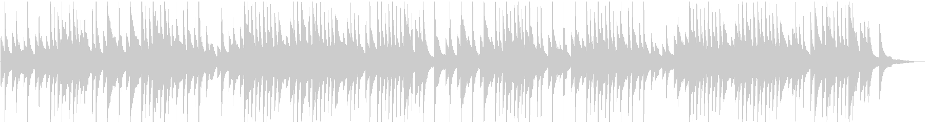 ★サティ★ジムノペディ第1番★ピアノ★Fの未再生の波形