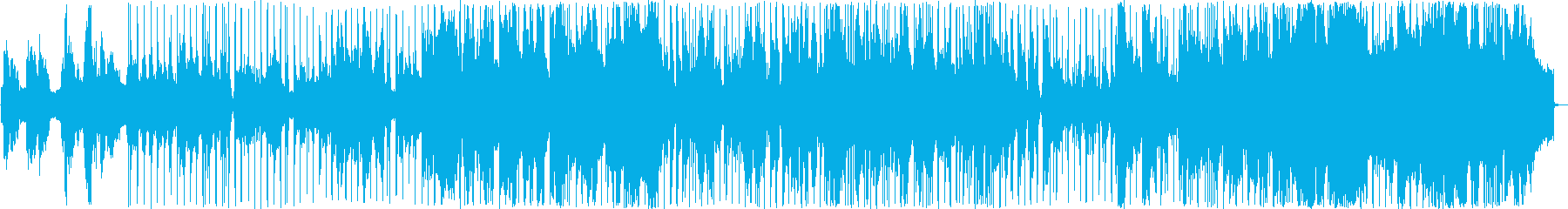 ハモンドB3が響くソウルフルなバラードの再生済みの波形