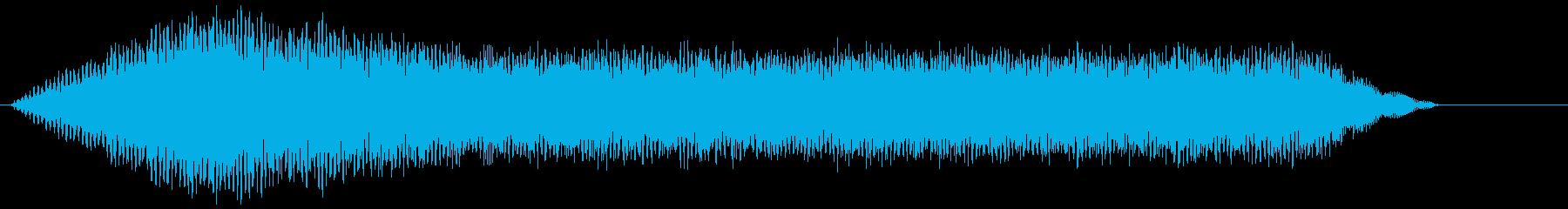 エネルギー・魔力#5の再生済みの波形