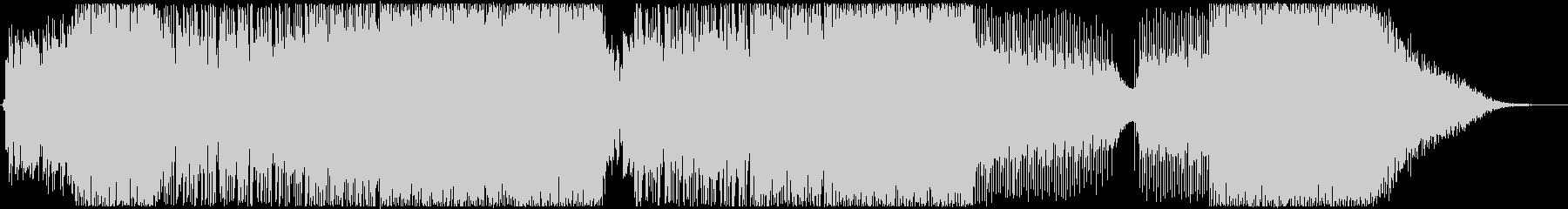 フミンショータイムの未再生の波形
