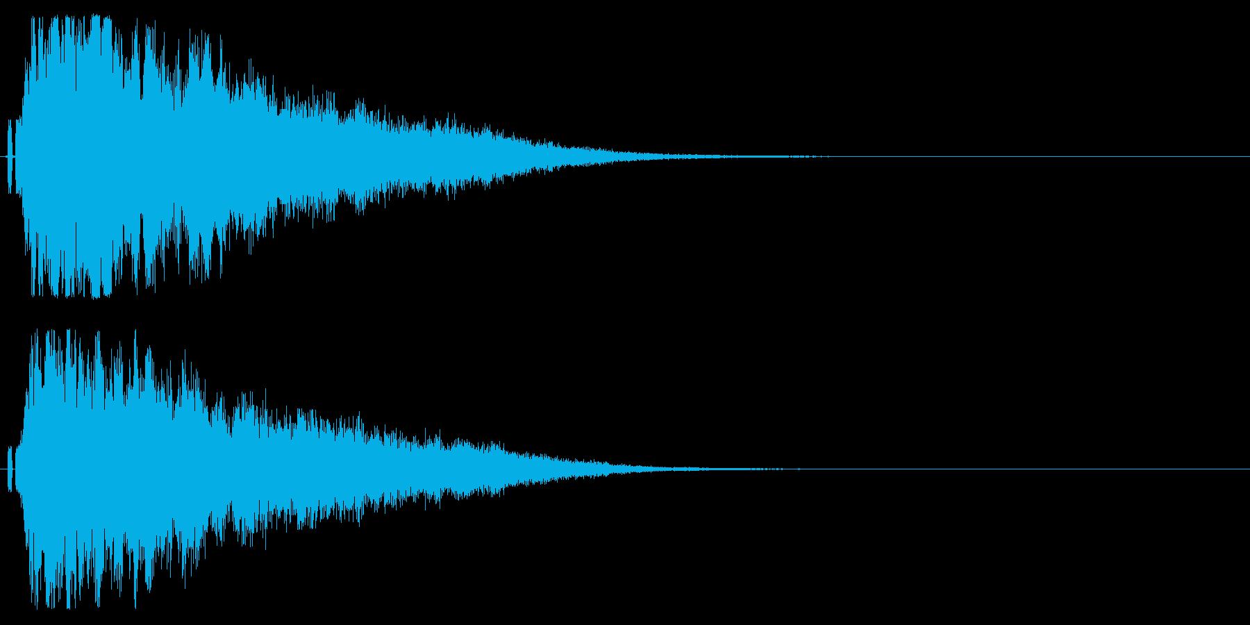シャキーン☆星,回復,特殊魔法に最適08の再生済みの波形