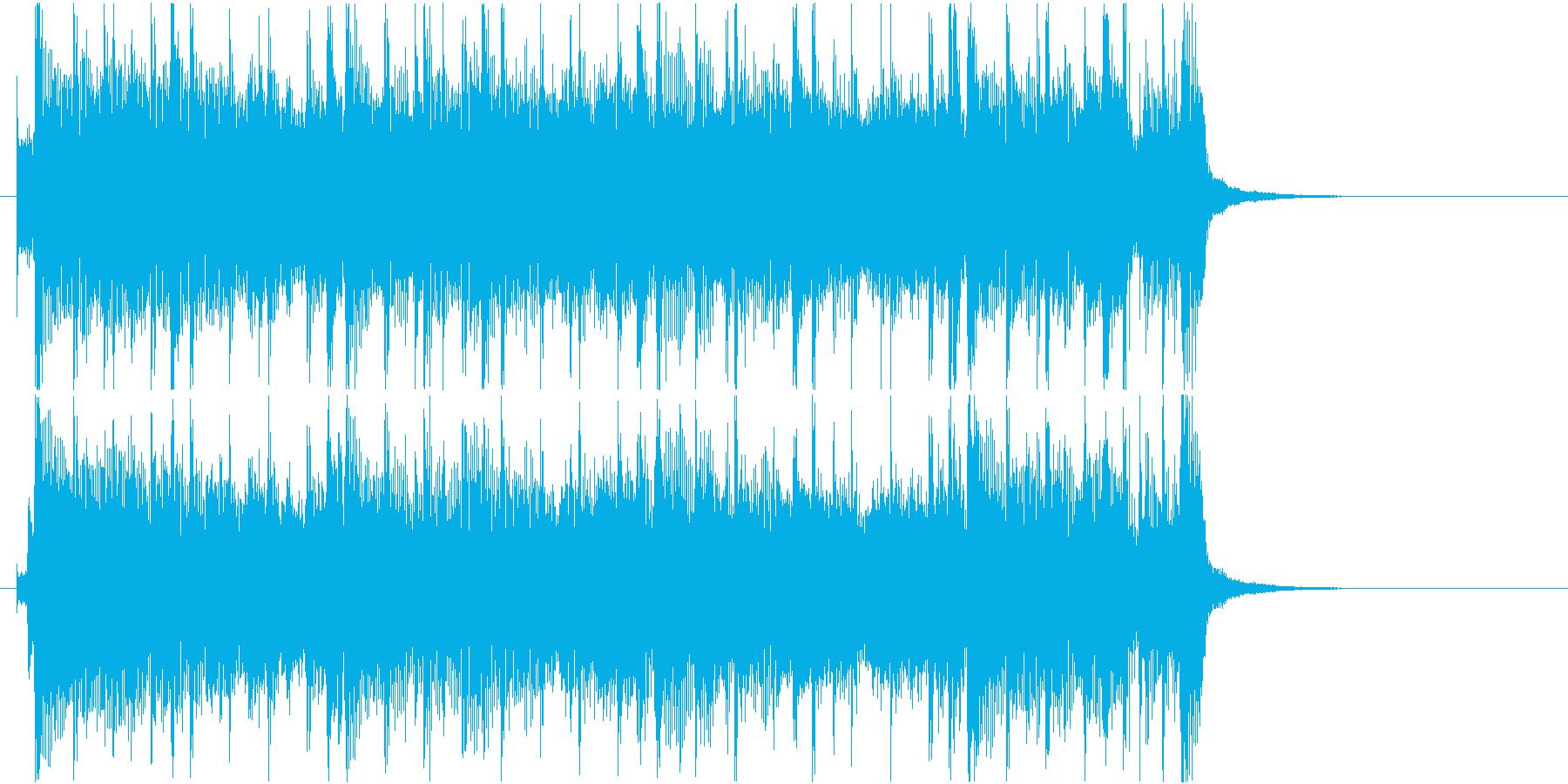 スパイ登場!怪しげなキャラ アイキャッチの再生済みの波形