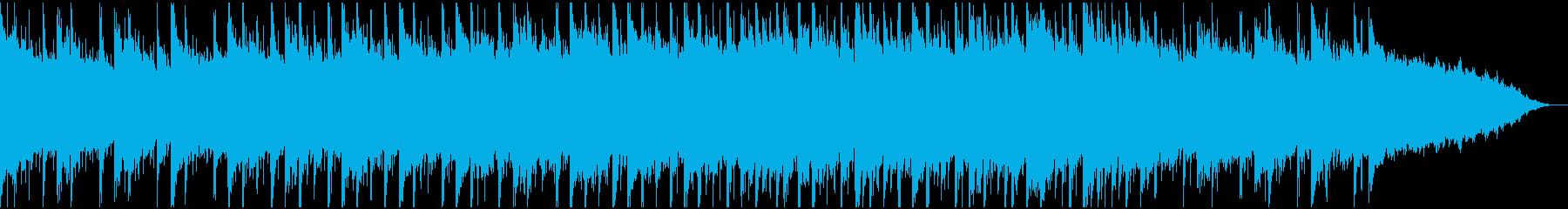 60秒企業VP11コーポレート,ゆっくりの再生済みの波形