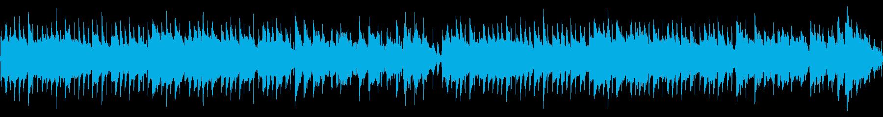 イージーリスニング 木琴 バイオリ...の再生済みの波形