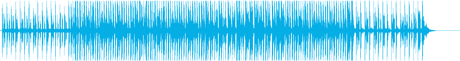 可愛いほのぼのとした口笛ソングの再生済みの波形