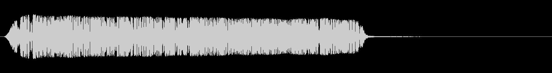 THEREMIN:ハイスキーリング...の未再生の波形