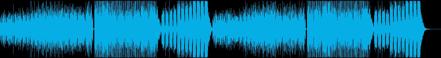 クール・スタイリッシュ・EDM・2の再生済みの波形