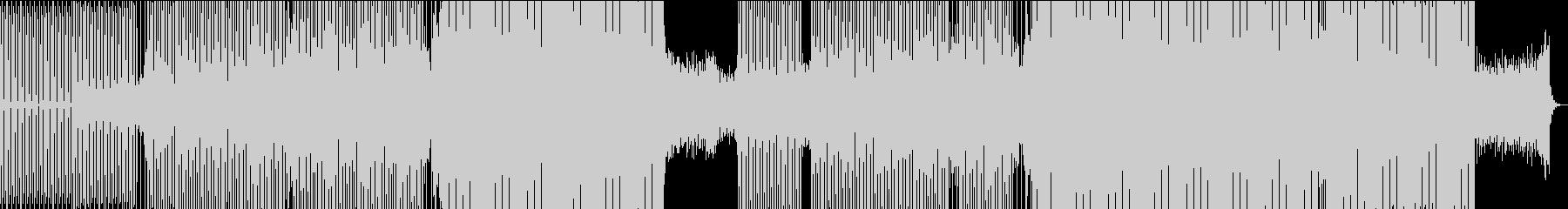 80年代のシンセアスペジエーター。の未再生の波形