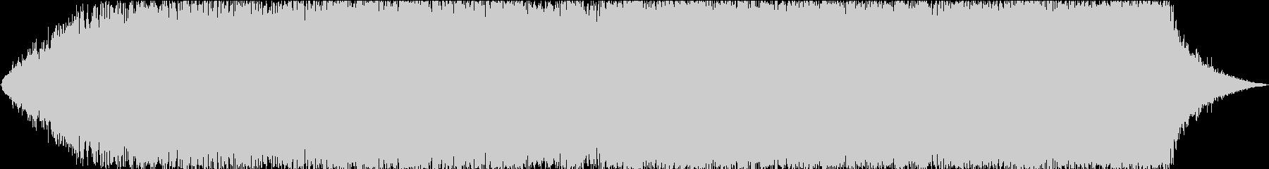 ドローン カオス01の未再生の波形