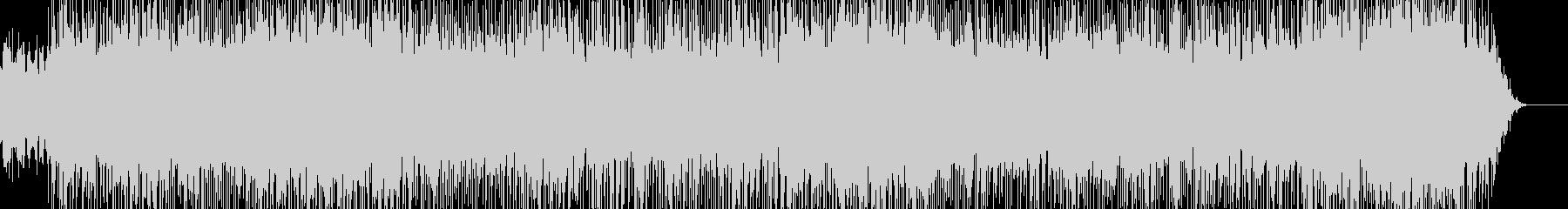 ピアノ・ストリングス 小春日和をイメージの未再生の波形