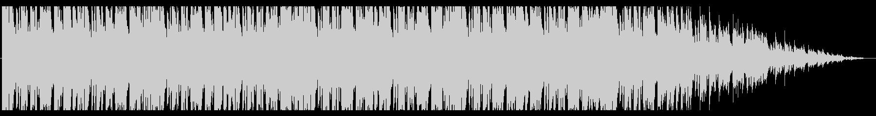 騒がしいエレクトロスイングNo380_3の未再生の波形
