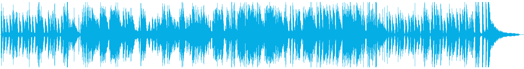 伝統的なジャズ ビバップ 怠け者 ...の再生済みの波形