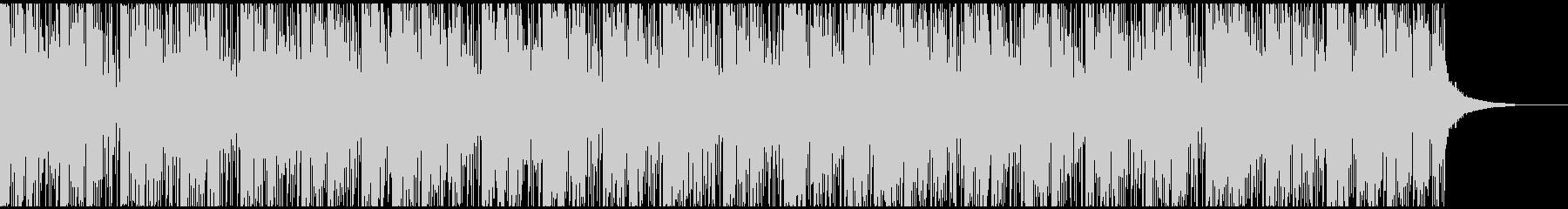 スタイリッシュなクリスタルの洞窟ショートの未再生の波形
