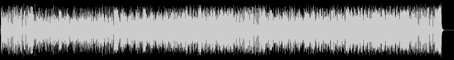 夏のフュージョンポップ(フルサイズ)の未再生の波形