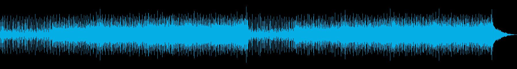 明るく爽やかなオーケストラポップ-17の再生済みの波形