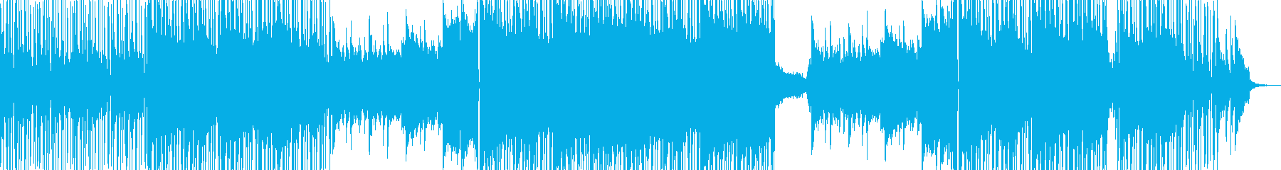 ドラム & ベース ジャングル ポ...の再生済みの波形