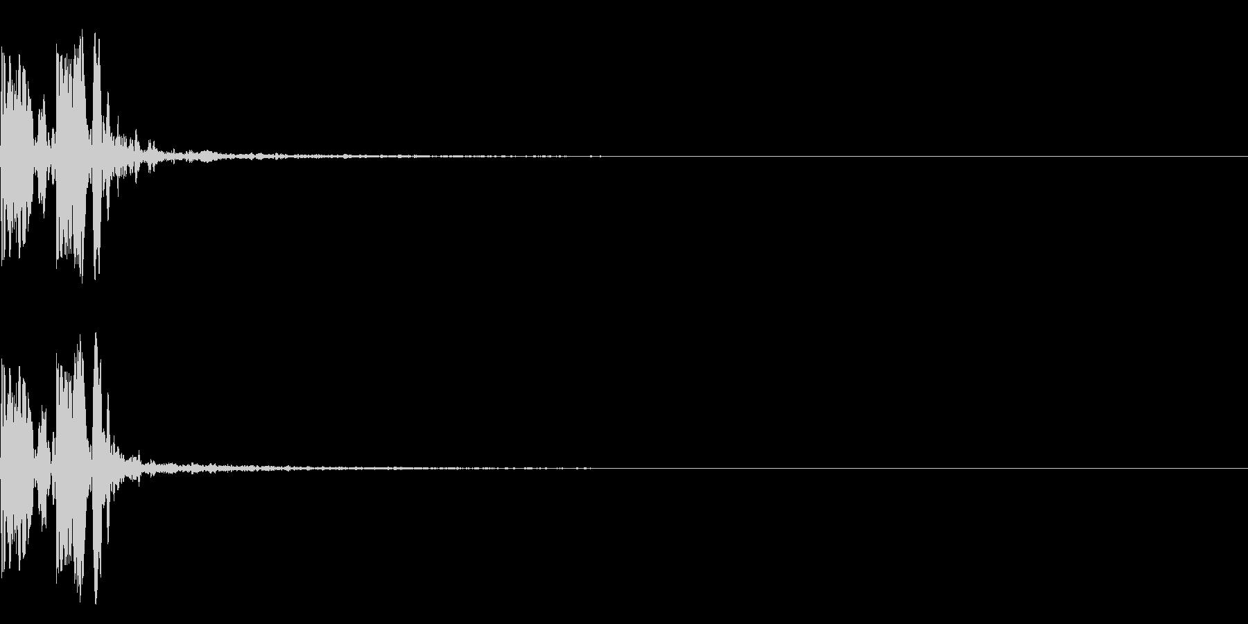 ブンブン4 動画のタイトル 自己紹介に の未再生の波形