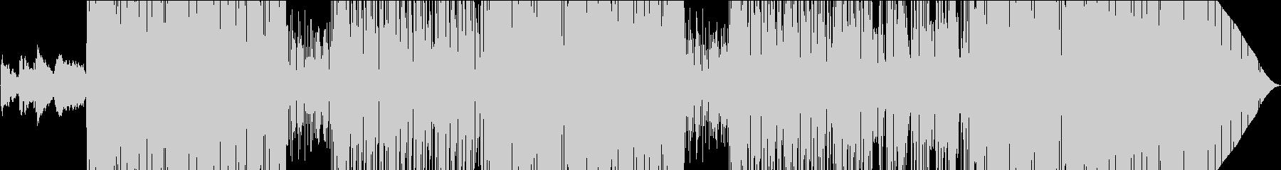 70'~80'年代のディスコ風11の未再生の波形