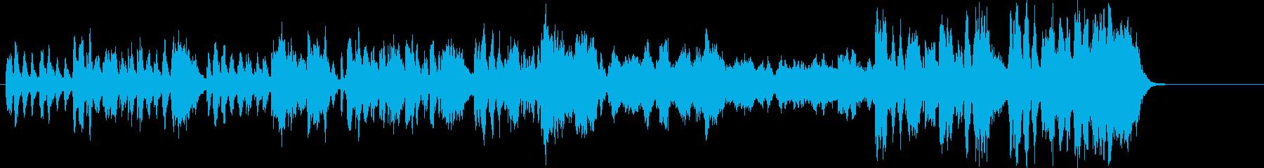 オーケストラ楽器。ユーモラスなアン...の再生済みの波形