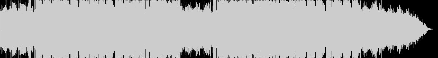 チルアウト、ラウンジ、ヒップホップの未再生の波形