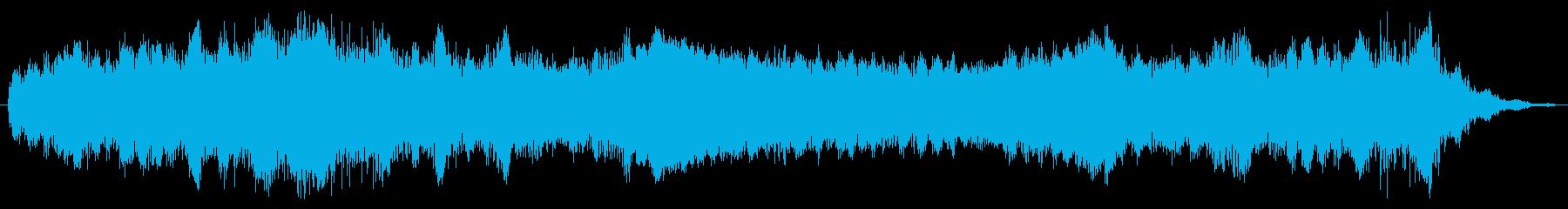 トランジション パッドスイープフル...の再生済みの波形