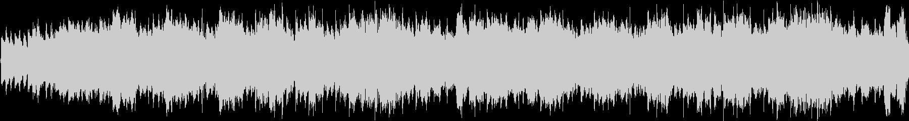 ワルツのリズムが怪しげなホラーなループ曲の未再生の波形