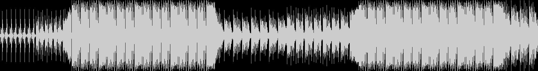 ニューディスコ/ファンク/シティーポップの未再生の波形