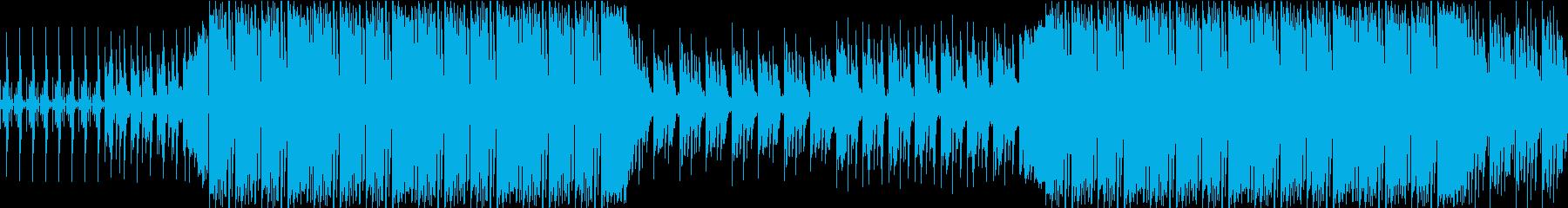 ニューディスコ/ファンク/シティーポップの再生済みの波形