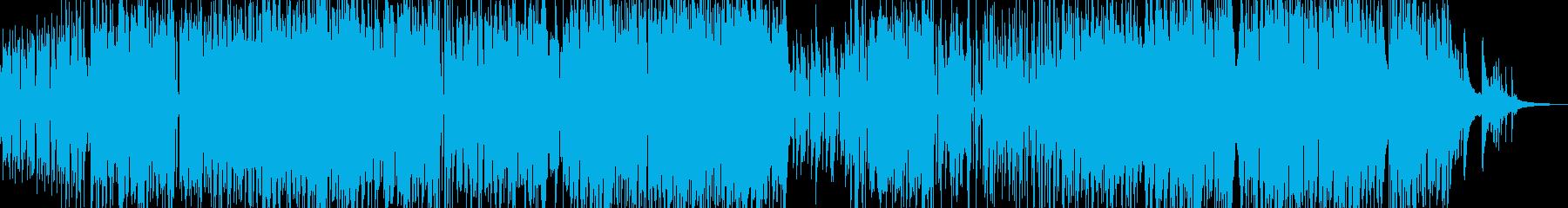 木管とピアノ・可憐なスロージャズ Aの再生済みの波形