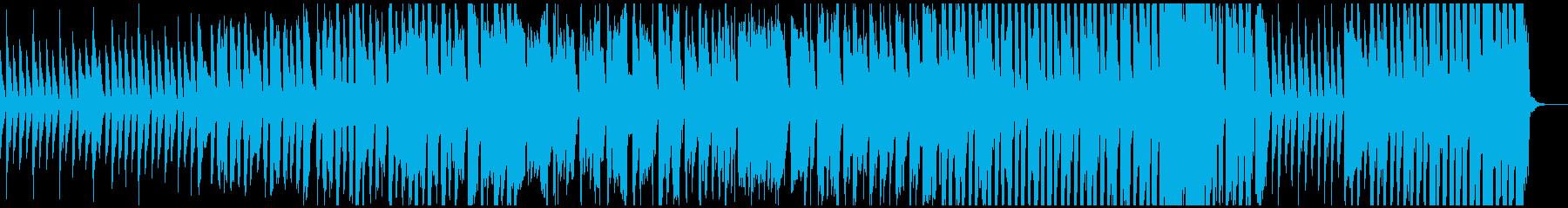ほんわか 癒し系の再生済みの波形