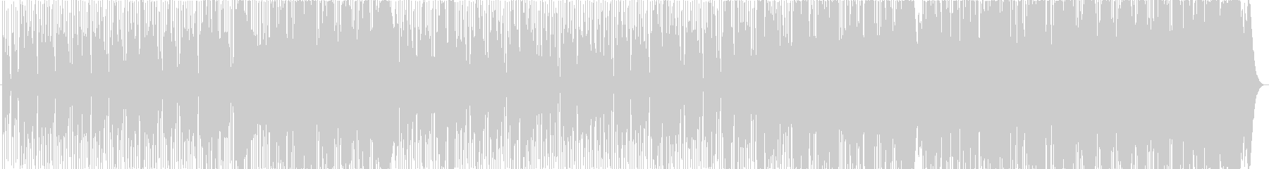 袖の未再生の波形