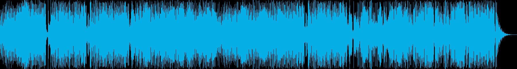 いえ サスペンス 技術的な クール...の再生済みの波形