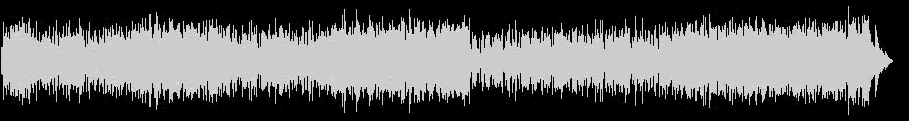 繊細でメロウなアメリカナイズ・サウンドの未再生の波形